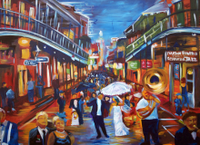 New Orleans Nuptials