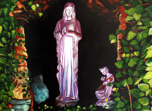 Zavidovici, Mother Mary